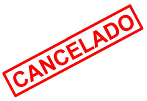 cancelado-cancelamento